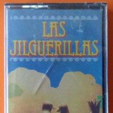 Casetes antiguos: LAS JILGUERILLAS VERSION ORIGINAL CBS/VELERO PRECINTADA!. Lote 178931285
