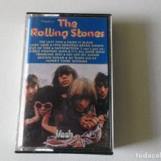 Casetes antiguos: TRIBUTO A THE ROLLING STONES CASSETTE 1976 COVERS THE SWETLES. Lote 179075375