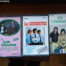 Casetes antiguos: CHICHOS CHUNGUITOS. Lote 179086433
