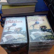 Casetes antiguos: LA PALABRA CURSO DE FORMACION BÍBLICA. NUEVO PRECINTADO. 2. PACK DE 6. . Lote 179149618