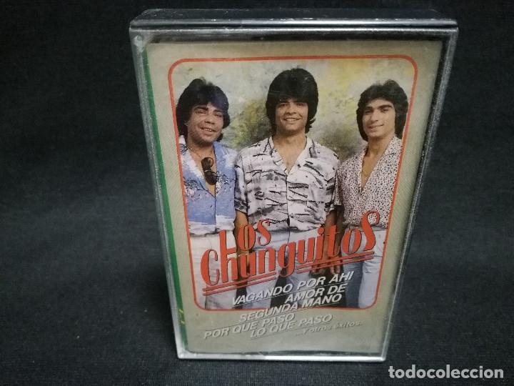 CINTA - CASSETTE - CASET - LOS CHUNGUITOS - AMALGAMA 1988 (Música - Casetes)