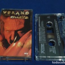 Casetes antiguos: CASETE CASSETTE ( VERANO DANCE MIXES MC2 ) 1999 TEMPO MUSIC. Lote 179554037