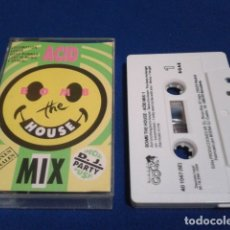 Casetes antiguos: CASETE CASSETTE ( ACID - BOMB THE HOUSE 1 ) 1989 COCK. Lote 180103793