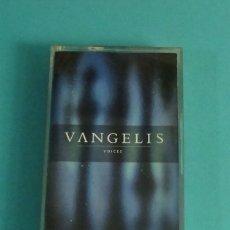 Casetes antiguos: VANGELIS. VOICES. Lote 180388868