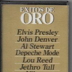 Casetes antiguos: == C255 - EXITOS DE ORO . Lote 180426298