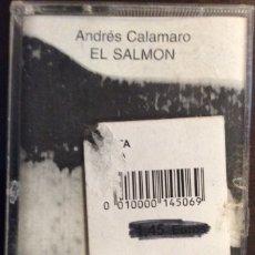 Casetes antiguos: ANDRÉS CALAMARO. EL SAMÓN. MC2. GASA. 2000 CINTA. CASETE. CASSETTE.. Lote 180963983