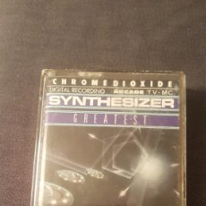 Casetes antiguos: SYNTHESIZER...GREATEST..ARCADE. Lote 180974465
