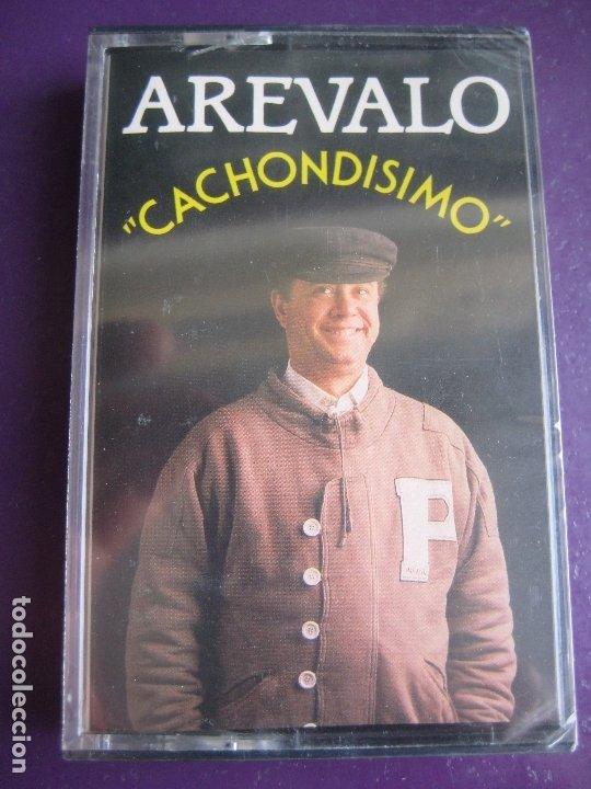 AREVALO CASETE PRECINTADA - CACHONDISIMO - HUMOR RISA CACHONDEO CHISTES (Música - Casetes)