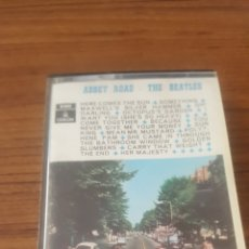 Casetes antiguos: ABBEY ROAD THE BEATLES CASETTE. Lote 182672335
