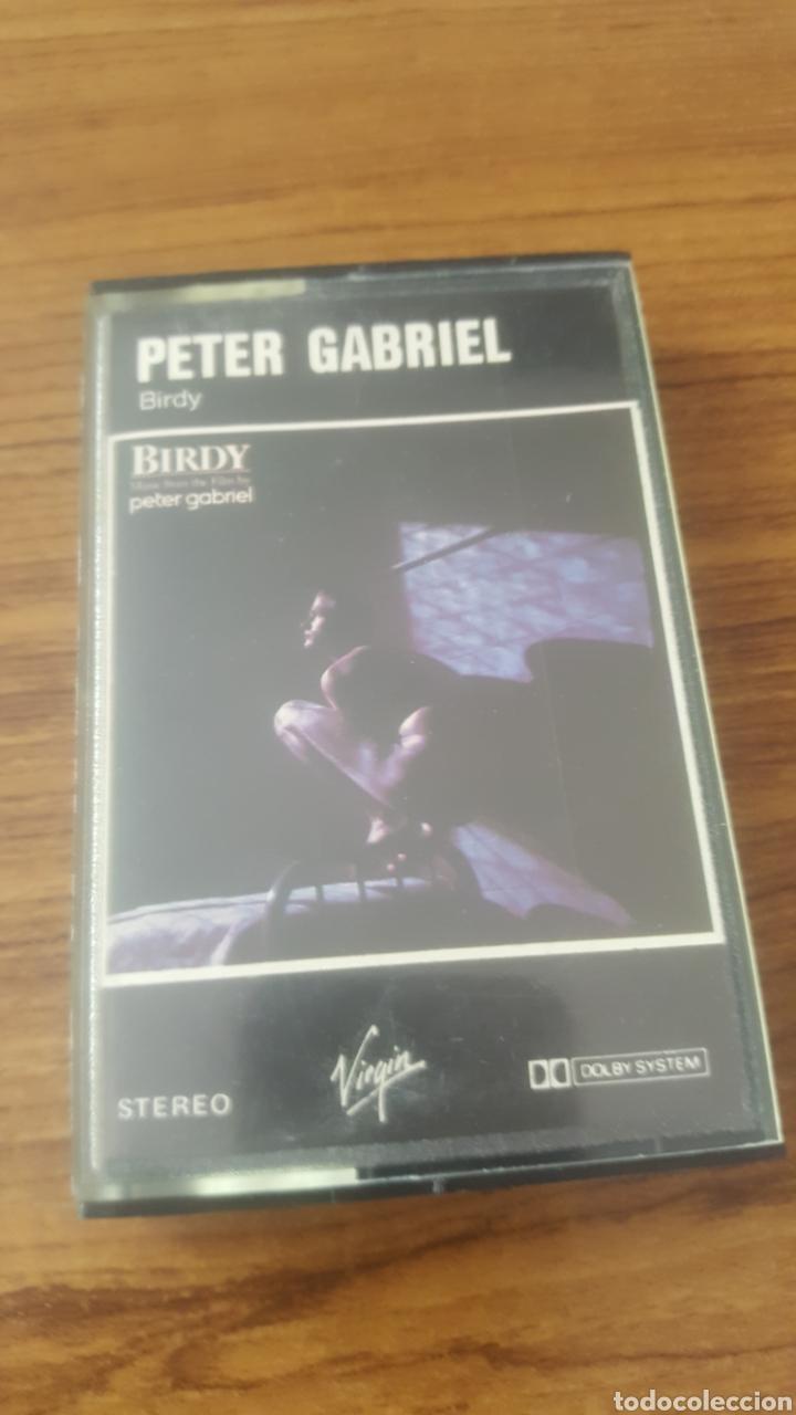 PETER GABRIEL BIRDY CASETTE (Música - Casetes)