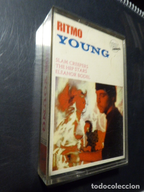 RITMO YOUNG. SLAM CREEPERS - THE HEP STARS - ELEANOR BODEL. EXIT RECORDS, 1969. (Música - Casetes)