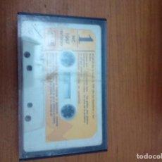 Casetes antiguos: MARCO. DE LA SERIE DE TVE. DE LOS APENINOS A LOS ANDES. SIN CARATULA. C15F. Lote 183456300