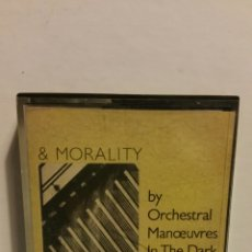 Casetes antiguos: ORCHESTRAL MANOEUVRES, IN THE DARK. VIRGIN 1981. CASETE. Lote 183520065
