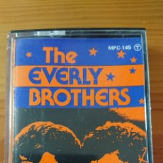 Casetes antiguos: THE EVERLY BROTHERS- CASSETTE CASETE. Lote 183568818