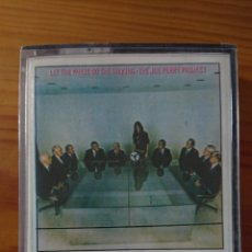 Casetes antiguos: THE JOE PERRY PROJECT - LET THE MUSIC DO THE TALKING - CASSETTE NUEVO Y PRECINTADO. Lote 183568938