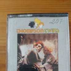 Casetes antiguos: THOMPSON EWINS - QUICK STEP AND SIDE KICK CASSETTE, 1983. Lote 183569422