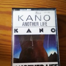 Casetes antiguos: KANO - ANOTHER LIFE - CASSETTE. Lote 183852021