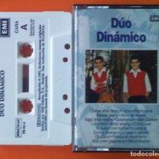 Casetes antiguos: DUO DINAMICO PLANETA AGOSTINI/EMI 1992 RECOPILACION (15 AÑOS TIENE MI AMOR,PERDONAME:::). Lote 188622755