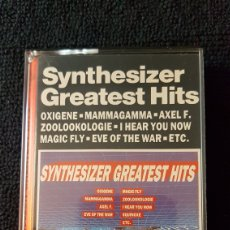 Casetes antiguos: ED STARINK.. SYNTHESIZER GREATEST ..1990. Lote 189284140
