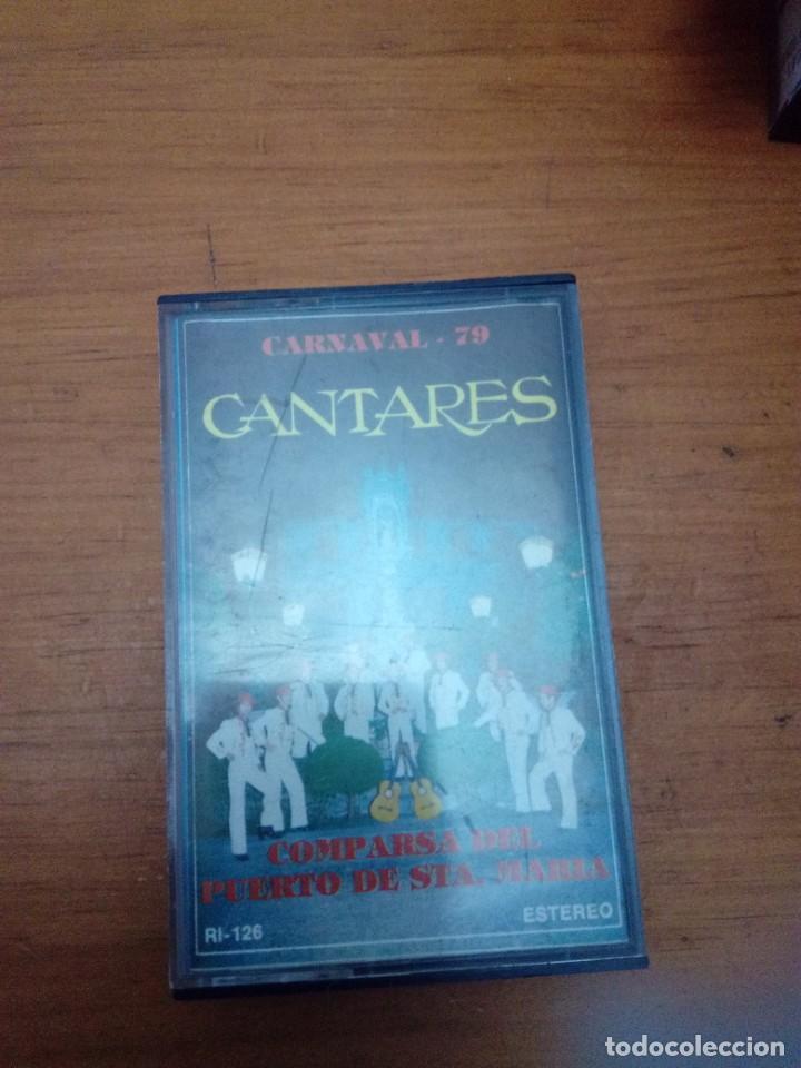 CARNAVAL 79. CANTARES. (Música - Casetes)
