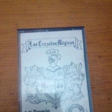 Casetes antiguos: LOS CRUZADOS MAGICOS. CHIRIGOTA DE CÁDIZ. C6F. Lote 190452740