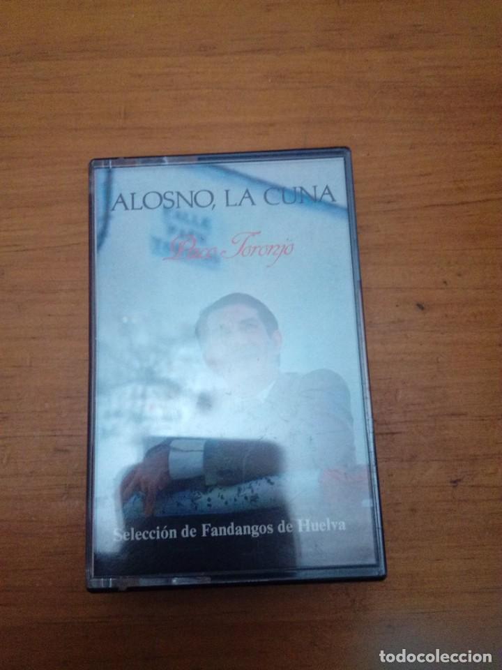 ALOSNO, LA CUNA. PACO TORONJO. C6F (Música - Casetes)
