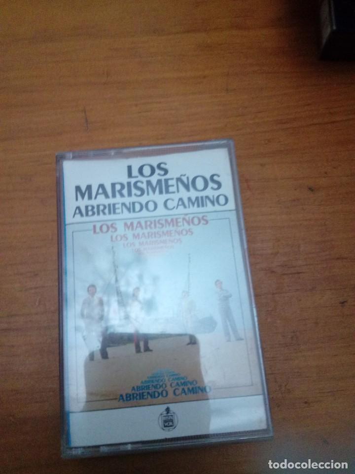 LOS MARISMEÑOS. ABRIENDO CAMINO. C6F (Música - Casetes)