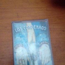 Casetes antiguos: LOS CONDENAOS. ORIGINAL JUAN CARLOS ARAGON BECERRA. Lote 190460078