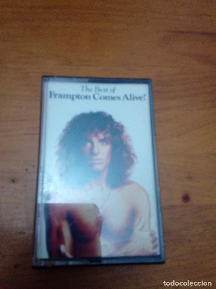 THE BEST OF FRAMPTON COMES ALIVE. 1976. C6F (Música - Casetes)