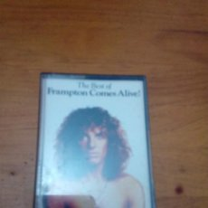 Casetes antiguos: THE BEST OF FRAMPTON COMES ALIVE. 1976. C6F. Lote 190461985