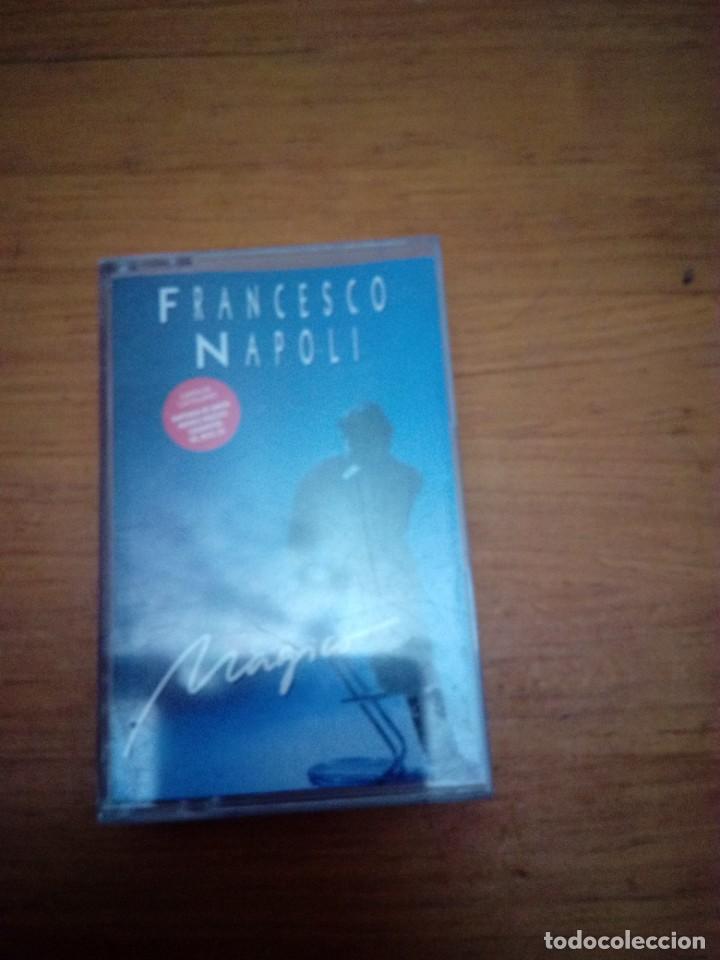 FRANCESCO NAPOLI. MAGICO. C6F (Música - Casetes)