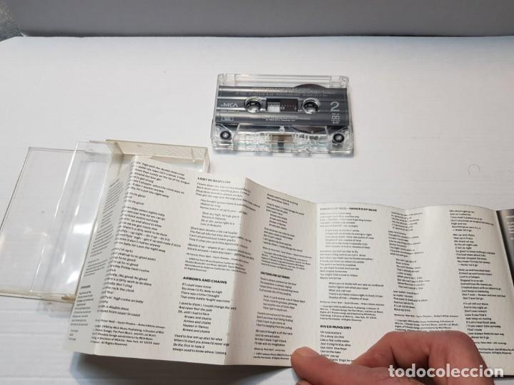 Casetes antiguos: Cassette-PETER WOLF-UP TO NO GOOD en funda original año 1990 - Foto 3 - 190599316