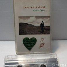Casetes antiguos: CASSETTE-TANITA TIKARAM-ANCIENT HEART EN FUNDA ORIGINAL AÑO 1988. Lote 190599882