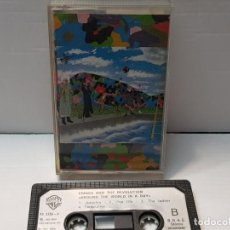 Casetes antiguos: CASSETTE-PRINCE AND REVOLUTION-ARROUND THE WORLD IN A DAY EN FUNDA ORIGINAL AÑO 1985. Lote 190600785