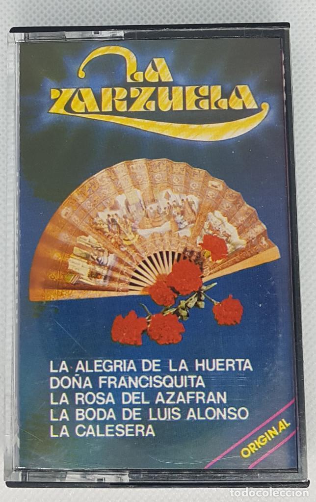 LA ZARZUELA (Música - Casetes)