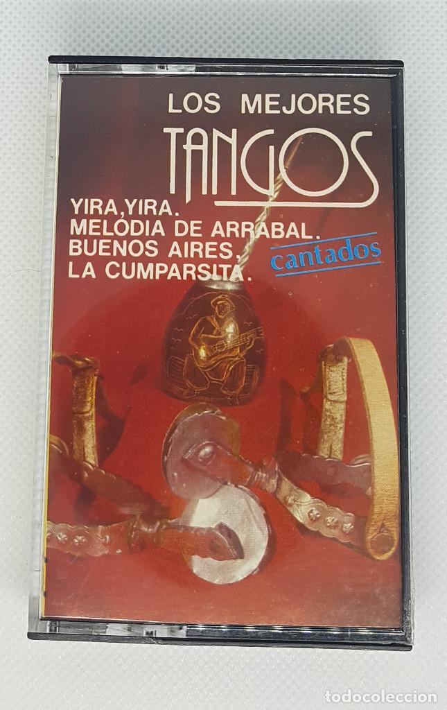 TANGOS (Música - Casetes)