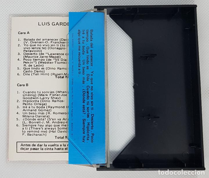 Casetes antiguos: Luis Gardey - Foto 3 - 190900450