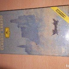 Casetes antiguos: MENDELSSOHN-SYMPHONIEN-CLAUDIO ABBADO - 1985. Lote 192740971