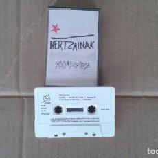 Casetes antiguos: HERTZAINAK - HERTZAINAK CASSETTE 1984. Lote 194240580
