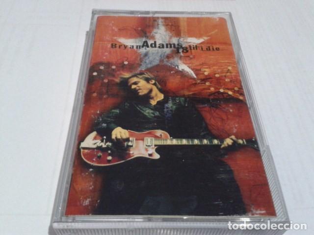 CASETE CINTA CASSETTE ( BRYAN ADAMS - 18 TIL I DIE ) A&M RECORDS 1996 (Música - Casetes)