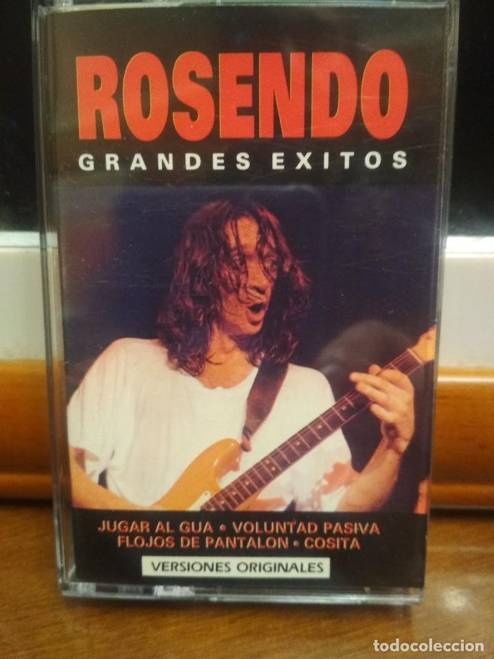 ROSENDO - GRANDES ÉXITOS. AÑO 1990. TWINS. CASETE CASSETTE (Música - Casetes)