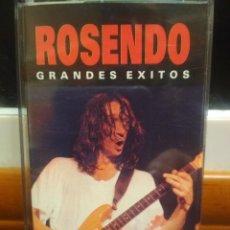 Casetes antiguos: ROSENDO - GRANDES ÉXITOS. AÑO 1990. TWINS. CASETE CASSETTE. Lote 194352802