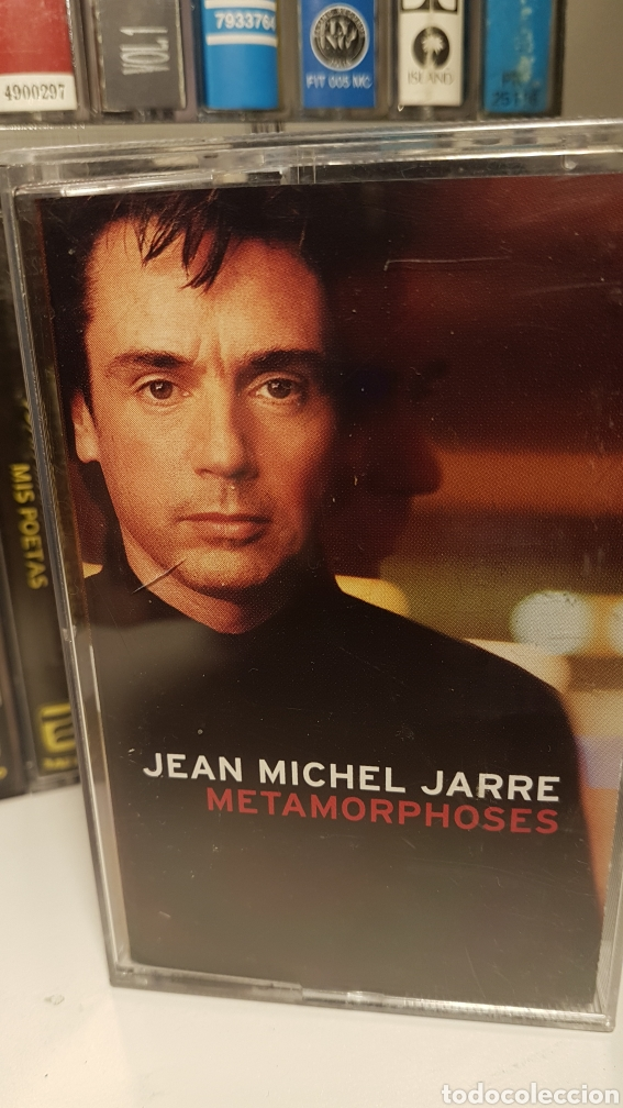 JEAN MICHEL JARRE..METAMORPHOSES..2000 (Música - Casetes)