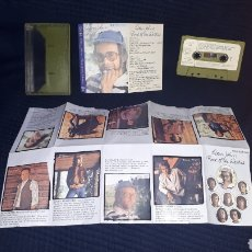 Casetes antiguos: MUY DIFÍCIL CASSETTE CASETE ELTON JOHN ROCK OF THE WESTIES COMPLETO. Lote 194529992