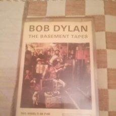 Casetes antiguos: BOB DYLAN.THE BASEMENT TAPES.CBS 40-88147.EDICIÓN INGLESA 1975.DOUBLE PLAY. Lote 194596883