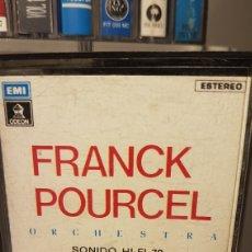 Casetes antiguos: FRANCK POURCEL ORCHESTRA..HI FI SOUND 79. Lote 194626390