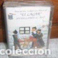 Casetes antiguos: CASETE ASOCIACION FOLKLORICO-MUSICAL EL LAGAR SOCUELLAMOS CIUDAD REAL. Lote 194638538