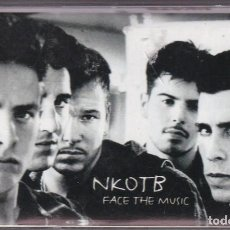 Casetes antiguos: NEW KIDS ON THE BLOCK(NKOTB)FACE THE MUSIC DEL 94. Lote 194651020