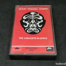 Casetes antiguos: CASETE - JEAN MICHEL JARRE - THE CONCERTS IN CHINA - VOLUMEN 1 I - 1982 - SOLO CASETE 1. Lote 194742751