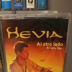 Casetes antiguos: HEVIA..AL OTRO LADO (AL OTRU LLAU)..2000. Lote 194891585